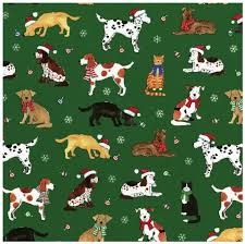 caspari wrapping paper caspari cozy critters green cs13 continuous gift wrapping paper