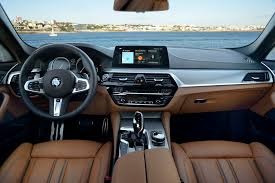 peugeot partner 2017 interior five favorite tech things about the 2017 bmw 5 series automobile