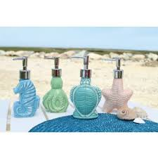 themed soap dispenser ceramic soap dispensers great for themed kitchen or bath