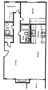 2 Bedroom Floor Plans by Westlakes Apartments Olympia Wa Floor Plans
