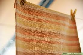 Washing Upholstery Fabric 3 Ways To Wash Hemp Wikihow