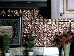 metal kitchen backsplash tiles copper kitchen backsplash tiles metal kitchen tiles ideas copper
