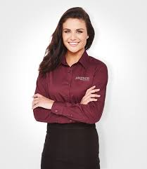 s dress shirt embroidered apparel corporate wear