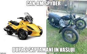 Can Am Meme - help identifying the communist trike on the right imgflip