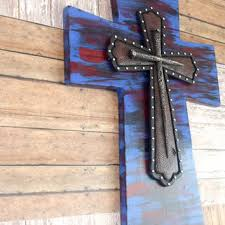 best handmade wood cross products on wanelo