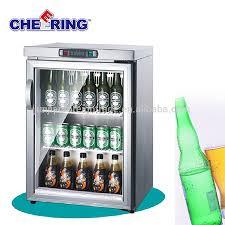 small beer fridge glass door bar equipment cheering manufacturer tg 90 commercial single door