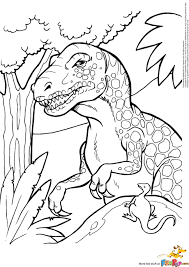 coloring pages fabulous t rex coloring sheet pages to print 1