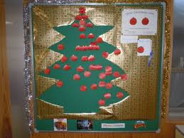 christmas bulletin board tara sensei u0027s blog