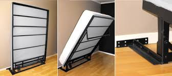 Folding Bed Mechanism A Great Economical Solution For A Murphy Bed For Closets