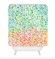 Bright Shower Curtain Brilliant Cool Shower Curtains Bright Bold And Beautiful With