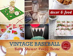 baby shower baseball theme vintage baseball baby shower ideas baseball baby shower ideas