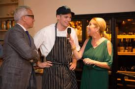 a dinner with kathie lee gifford u0026 geoffrey zakarian at the jhouse