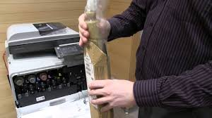 training replacing toner on a ricoh mp c305 ricoh wiki youtube