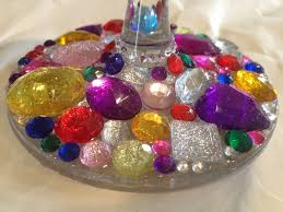 birthday margarita glass diy wednesday bedazzled wine glass u2022 gourmet gab