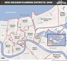 Map Of New Orleans Usa by How Do We Map New Orleans Let Us Count The Ways Nola Com