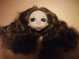 free bratz kidz fashion pixiez lilani doll head toys