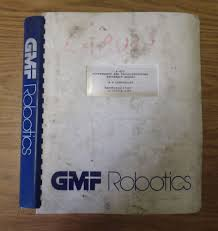 gmf robotics r h controller s 420 maintenance manual fanuc rh