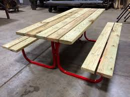 simple picnic table boat dock accessories american muscle