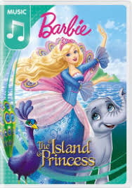 barbie island princess 25192320040 dvd barnes u0026 noble