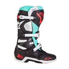 alpine star motocross boots alpinestars 2015 tech 10 signature series eli tomac boots