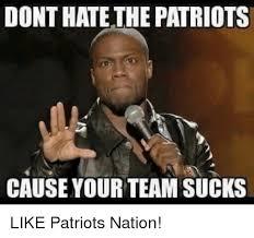 Patriots Suck Meme - 25 best memes about your team sucks your team sucks memes