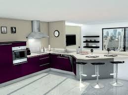 exemple de cuisine en u modèle de cuisine équipée en u en photo
