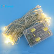 Battery Powered Led Lights Outdoor by Where To Buy Battery Operated Christmas Lights Christmas Lights
