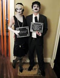 Unique Couple Halloween Costumes Silent Movie Stars 100 Creative Diy Couples Costumes