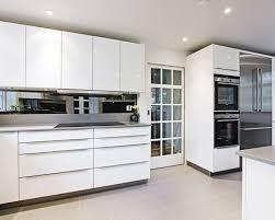 Gray Tile Kitchen - light gray tile houzz