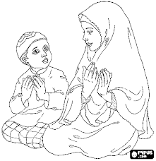 printable islamic coloring pages kids coloring pages