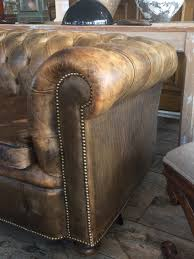 Chesterfield Sofa Vintage by Vintage Chesterfield Sofa In Furniture