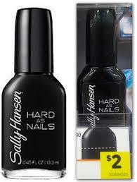 sally hansen hard as nails polish only 1 00 at dollar general
