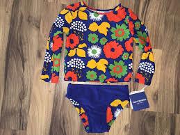 target kingston black friday nwt marimekko target baby floral print rash guard 2 piece