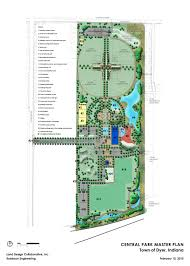 Park Central Floor Plan Dyer Central Park Master Plan Lake County News Nwitimes Com