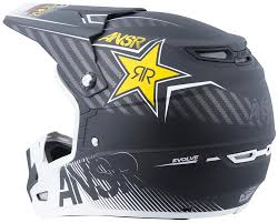 answer motocross helmets 169 95 answer evolve 3 rockstar helmet 249355