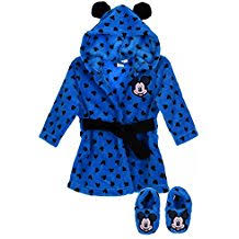 robe de chambre mickey amazon fr peignoir mickey