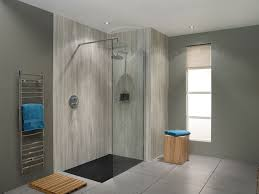 Plastic For Shower Wall by Tile Sheets For Bathroom Walls Peenmedia Com
