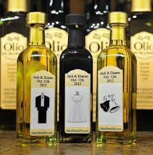 olive favors wedding favors picture of olio olive oils balsamics lititz