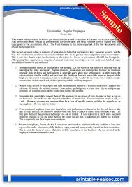 Termination Of Employment Letter From Employer by Charity Introduction Letter Template Create Professional Resumes