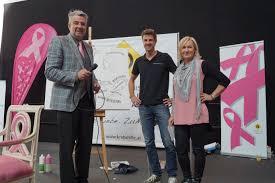 K He Pink Charity Für Pink Ribbon Künstlertagebuch