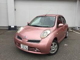 nissan 2008 car nissan march 2008 for sale japanese used cars car tana com
