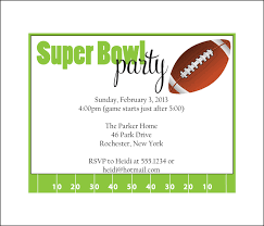 super bowl party invitations theruntime com
