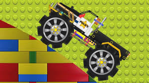 monster truck videos kids lego monster truck monster truck video kids toy truck youtube