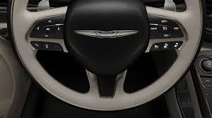 2015 Chrysler 200 Interior Check Out The Heated Leather Wrapped Steering Wheel On The New