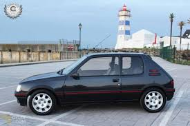 peugeot 205 gti classic 1987 peugeot 205 gti coupe for sale 1591 dyler