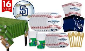 party supplies san diego mlb san diego padres party supplies party city