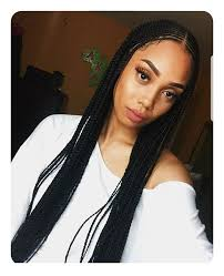 cornrows hairstyle with part in the middle 66 cool and trendy lemonade braids
