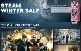 Winter Deals On S The 2016 Steam Winter Sale Starts With Steep Deals And Awards