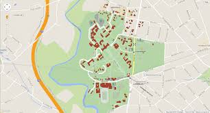 Broward College Central Campus Map Swarthmore College Campus Map Philadelphia Pinterest