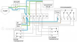 central heating wiring diagrams plan diagram 300 270 6